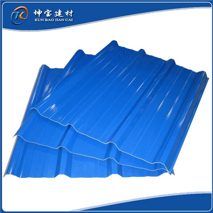 PVC塑钢瓦_APVC复合防腐瓦_生产厂家批发价格