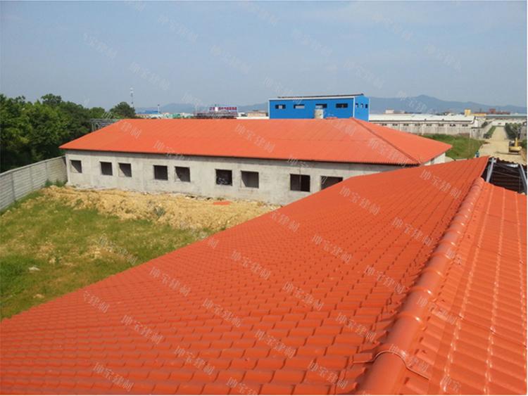 合成树脂瓦怎么样?是新型屋面建筑材料吗?