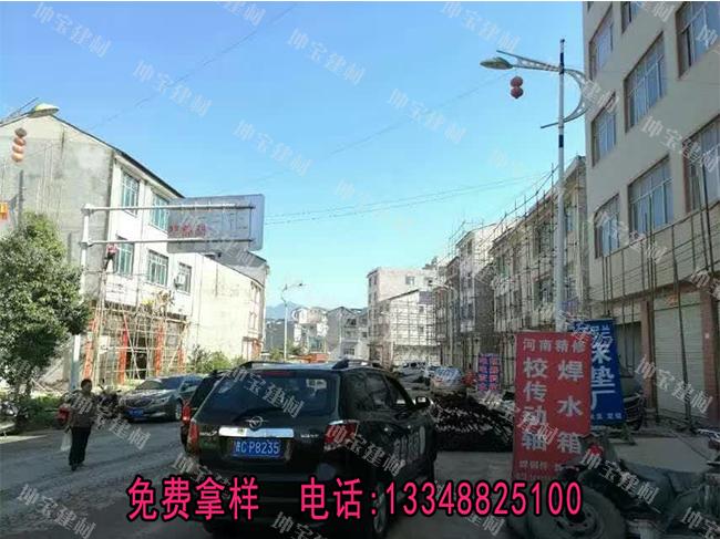 贵州某镇街道风貌改造项目牵手manbetx客户端网页版万博官网manbetx电脑版瓦