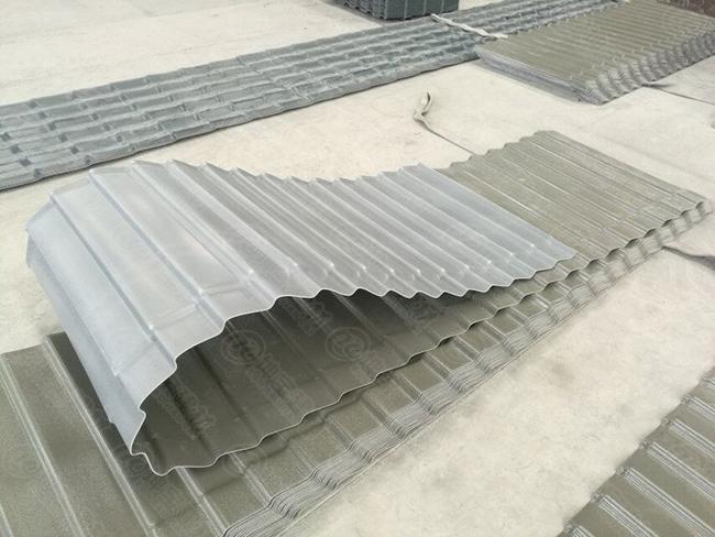 300万叠层树脂瓦定制单加急生产和发货中