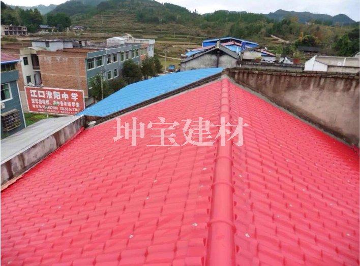 贵州合成万博官网manbetx电脑版瓦_铜仁江口区新农村改造项目
