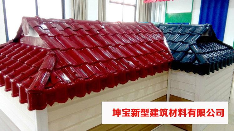 秸秆纤维瓦在四川经销商手里运用的恰到好处