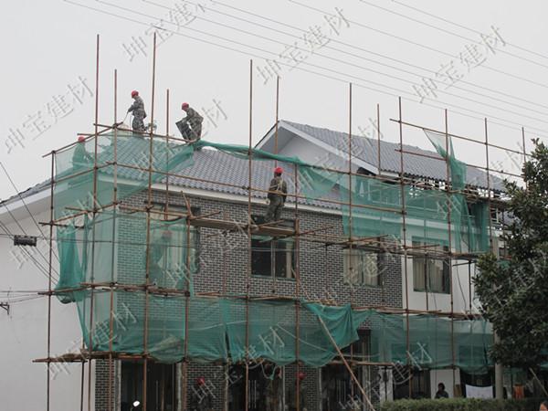 曾经传统的屋面瓦,已配不上现在的你新房!