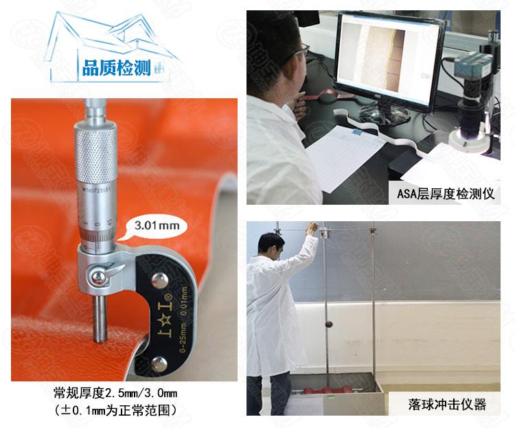 合成树脂瓦的规格与树脂瓦配件的尺寸大小,坤宝百科
