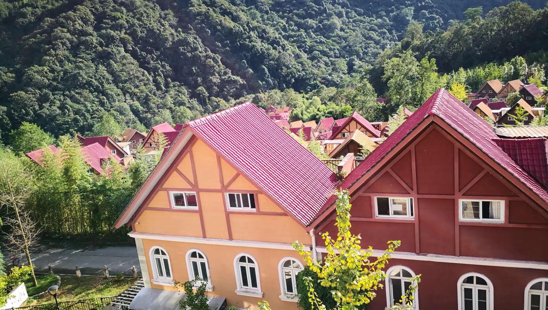 成都别墅屋面瓦的使用对瓦有什么要求?