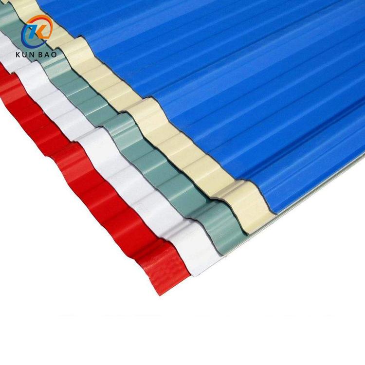 pvc塑料瓦(树脂瓦)最好的防腐耐候屋面瓦