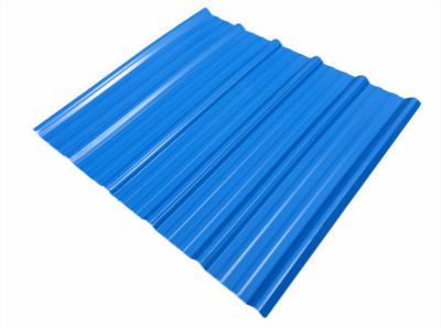 PVC防腐塑料瓦-优异的防水性功能