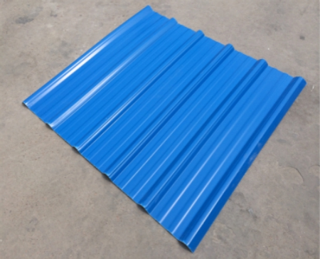 PVC塑料瓦的褪色会影响其它的寿命吗?