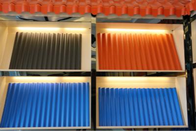 塑钢瓦与彩钢瓦有什么区别?哪种好?