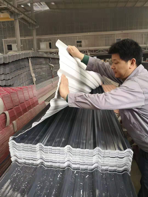 成都塑钢瓦厂家可以解决酸雨腐蚀的问题?
