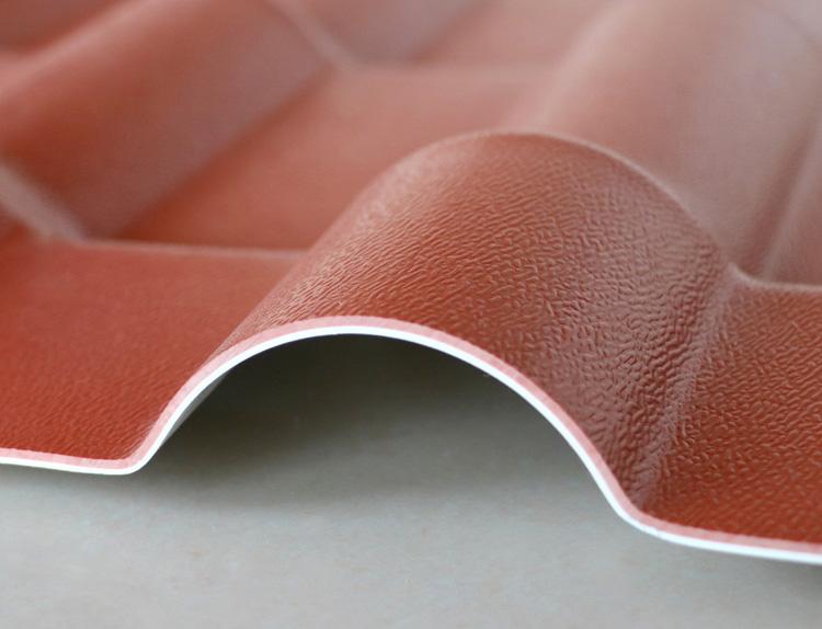 合成树脂瓦的耐高温性能从哪