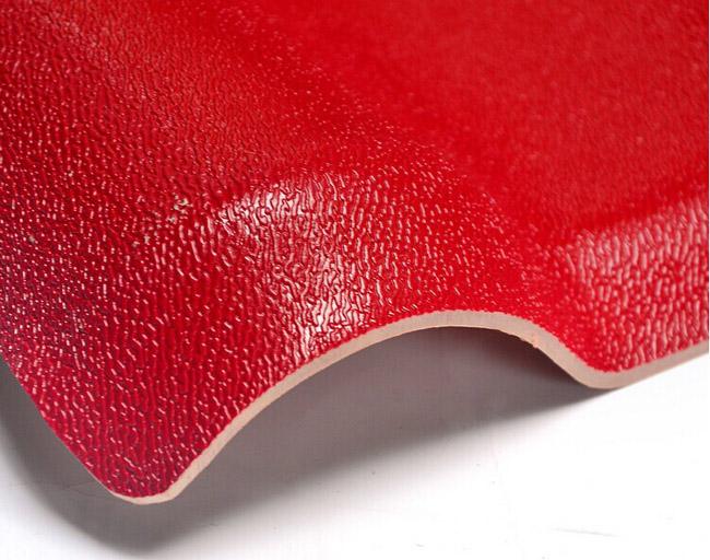 合成树脂瓦的制作方法-建筑材料相关技术型文章