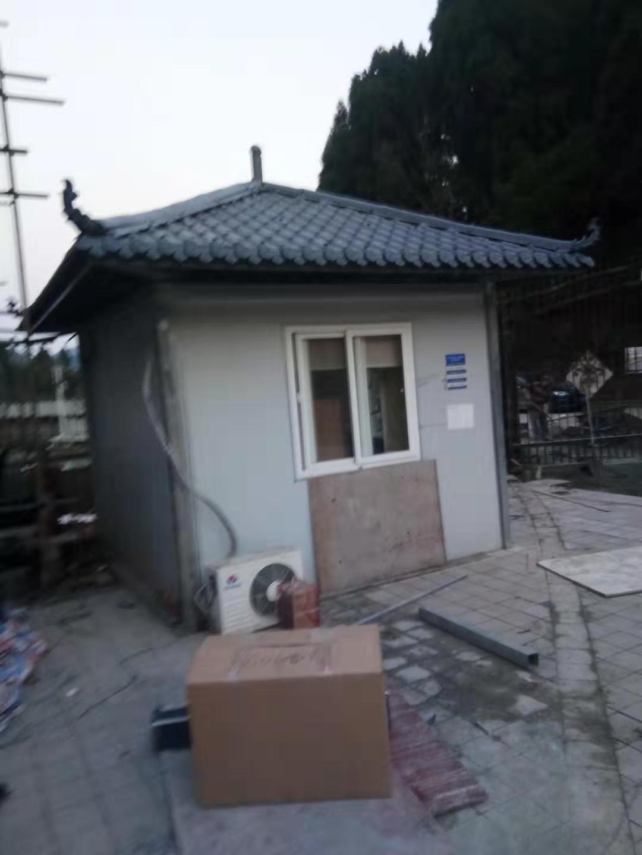龙泉张先生农村屋面案例效果