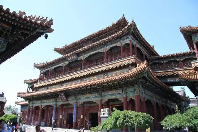 中国古代建筑和屋顶