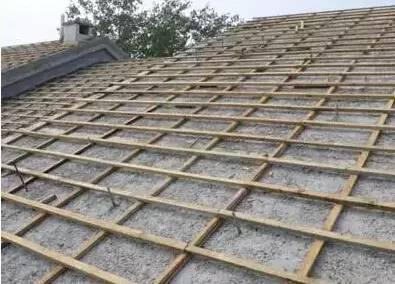 学习:23种房顶屋面瓦,屋顶施工方法