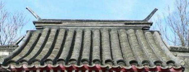 古建筑的屋顶非常漂亮。你知道这些古建筑有什么样的屋顶吗?