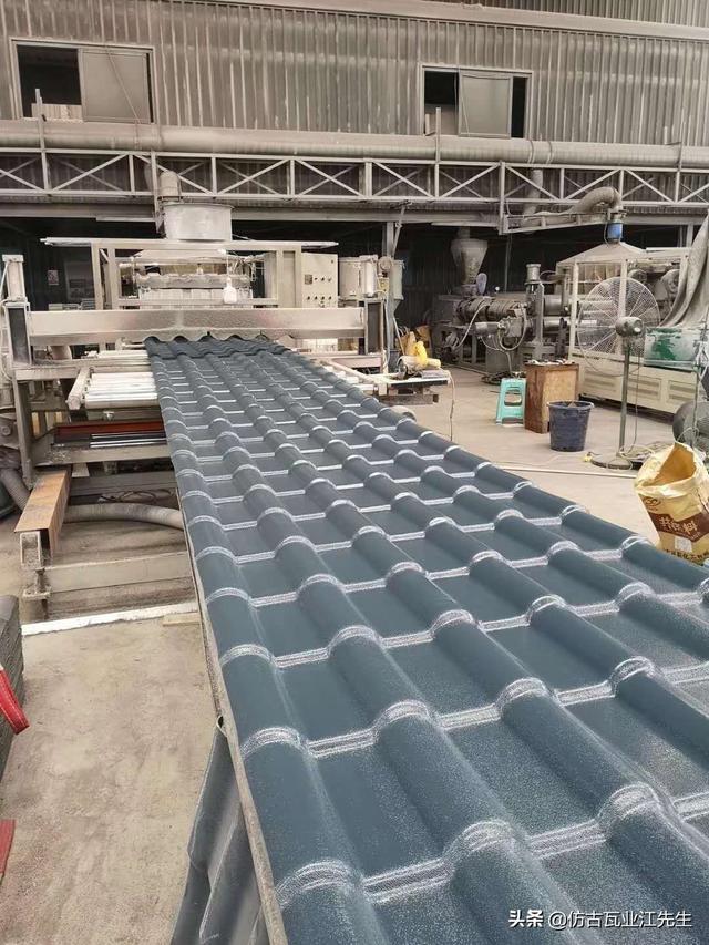 树脂瓦塑钢瓦和其他防腐瓦优势决定了其特性的应用