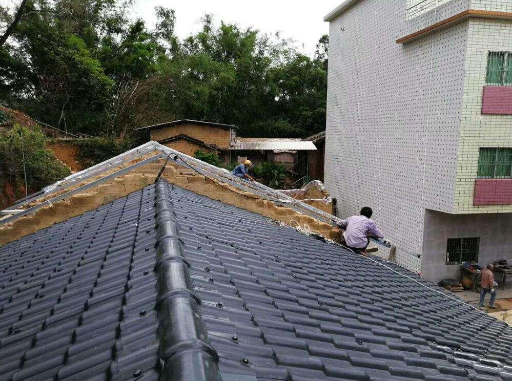 使用合成万博官网manbetx电脑版瓦做屋顶瓦有什么好处?