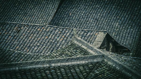 古代建筑盖瓦之前有什么准备工作?有什么盖瓦程序?