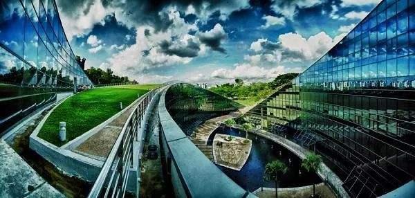 汉瓦:把你的感受放到地上,让绿色建筑向你这个对生活了解更多的