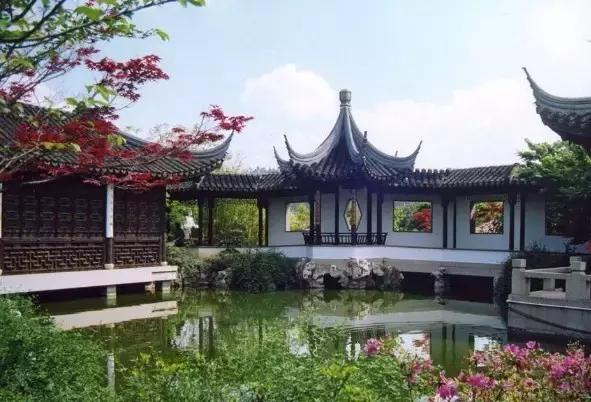 无法拒绝的园林美――中式院子