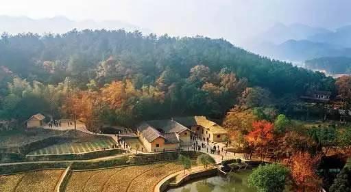 中国最美的乡村景色,看看有你的家乡吗