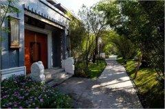无法拒绝的园林美——中式院子