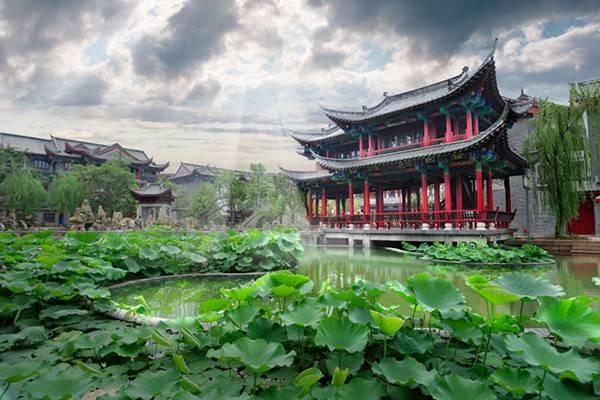 中国各地最美的古镇建筑,你还有几个地方没去?