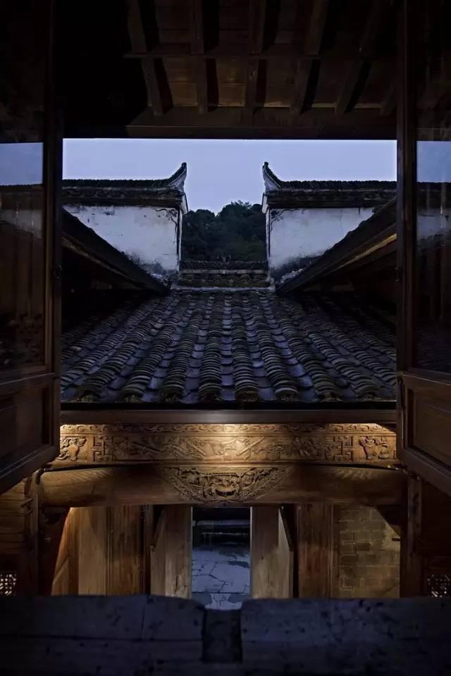 老外镜头里中国小青瓦古建筑的灵魂