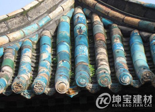 在农村用琉璃瓦盖房顶 施工方法应该怎么做?