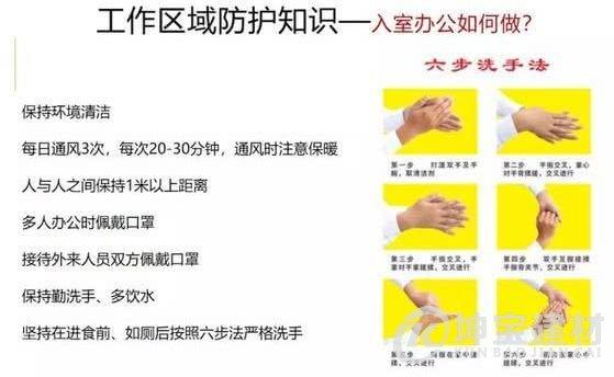 合成树脂瓦厂家:上班后疫情防控权威指南