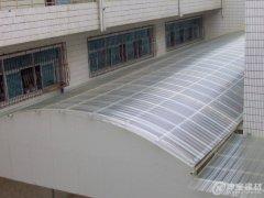 玻璃采光瓦用途 - 采光瓦寿命一般几年?