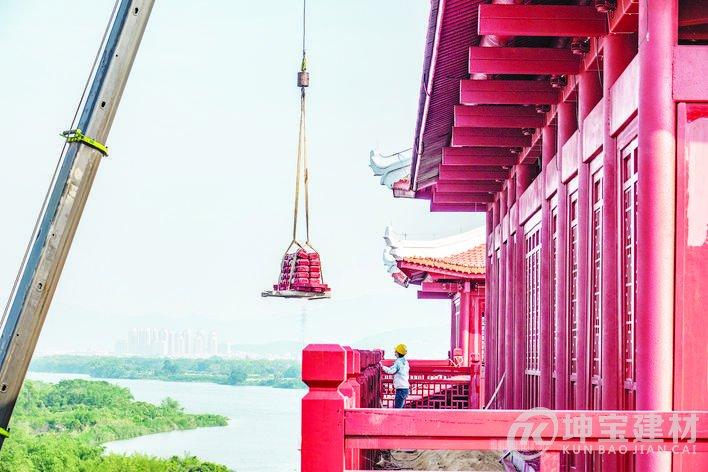 芗韵廊桥架南北——漳州金峰大桥建设掠影