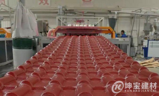 树脂瓦厂家产品全新的蜕变