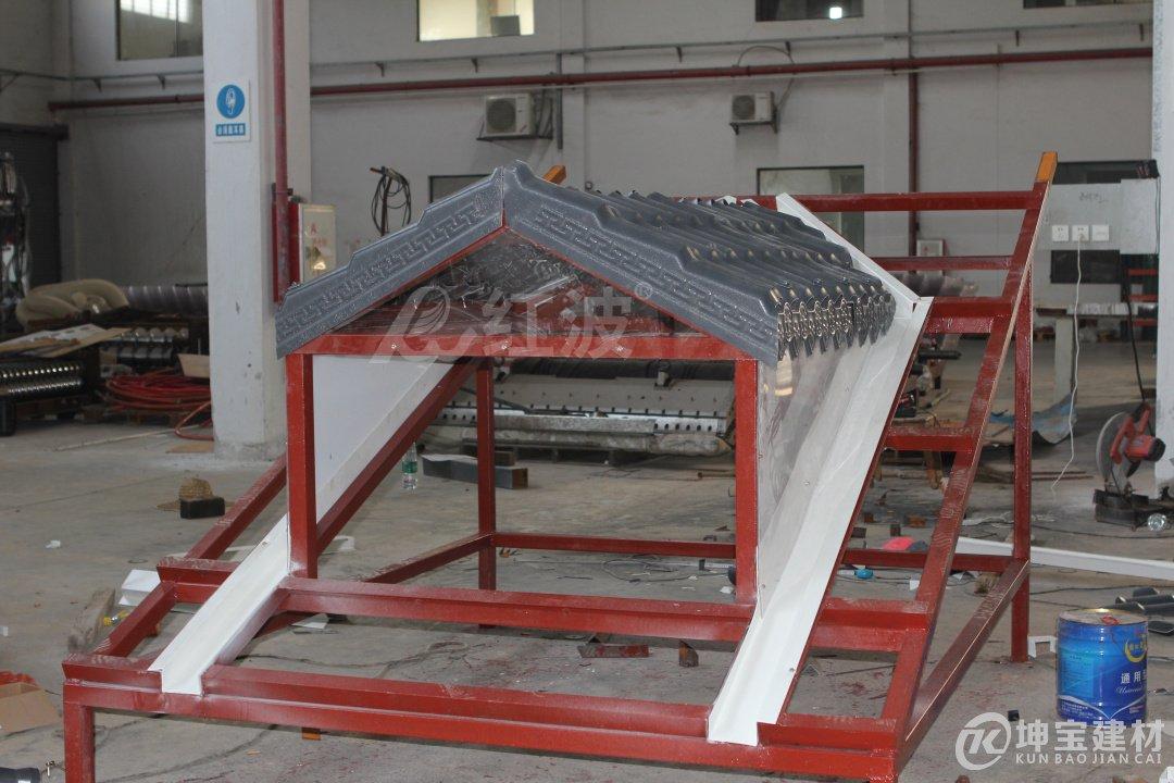 广东树脂小青瓦供应商